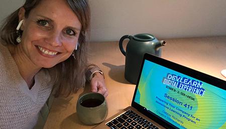 DevLearn 2020 | Ster Hutten | UP learning
