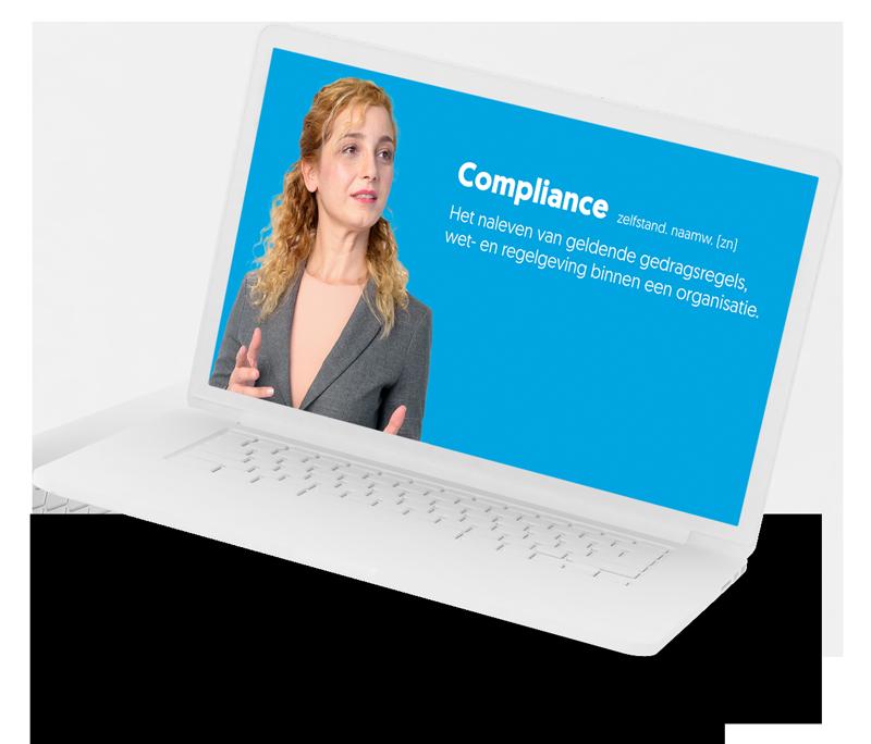 Compliance | e-Learning en LMS | UP learning