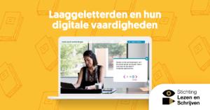 Stichting Lezen en Schrijven | e-Learning laaggeletterden | UP learning
