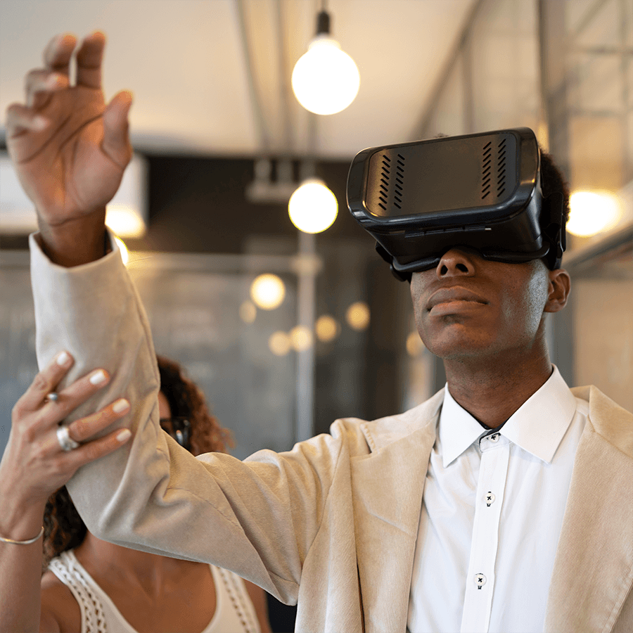 Virtual reality case   House search exercises   UP learning