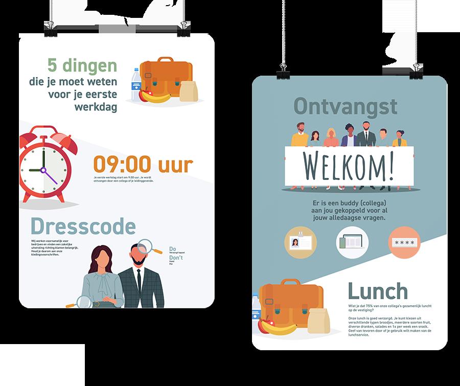 Infographics | e-Learning | Leermiddelen | UP learning
