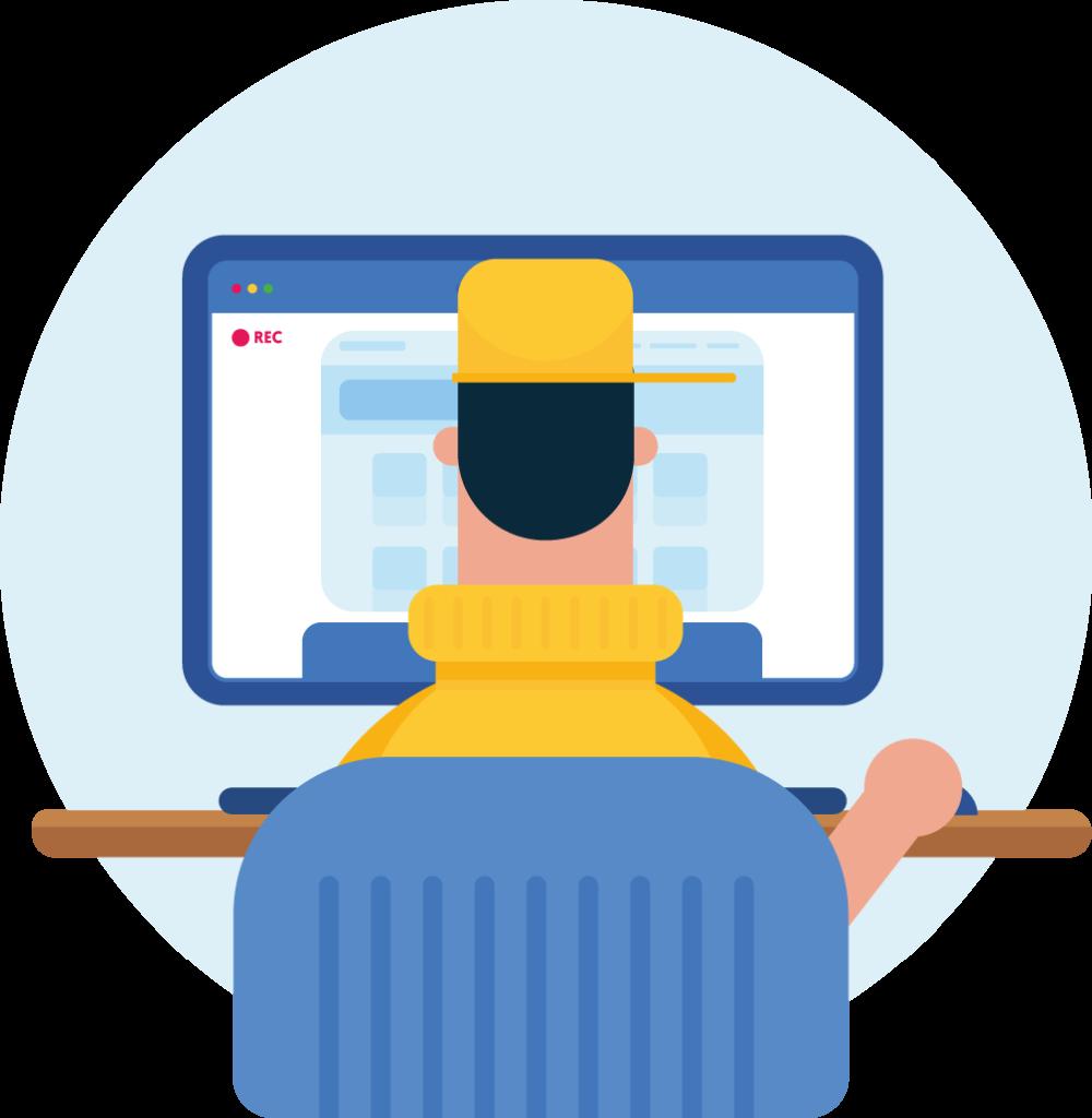 Screencasts | e-Learning | Leermiddelen | UP learning
